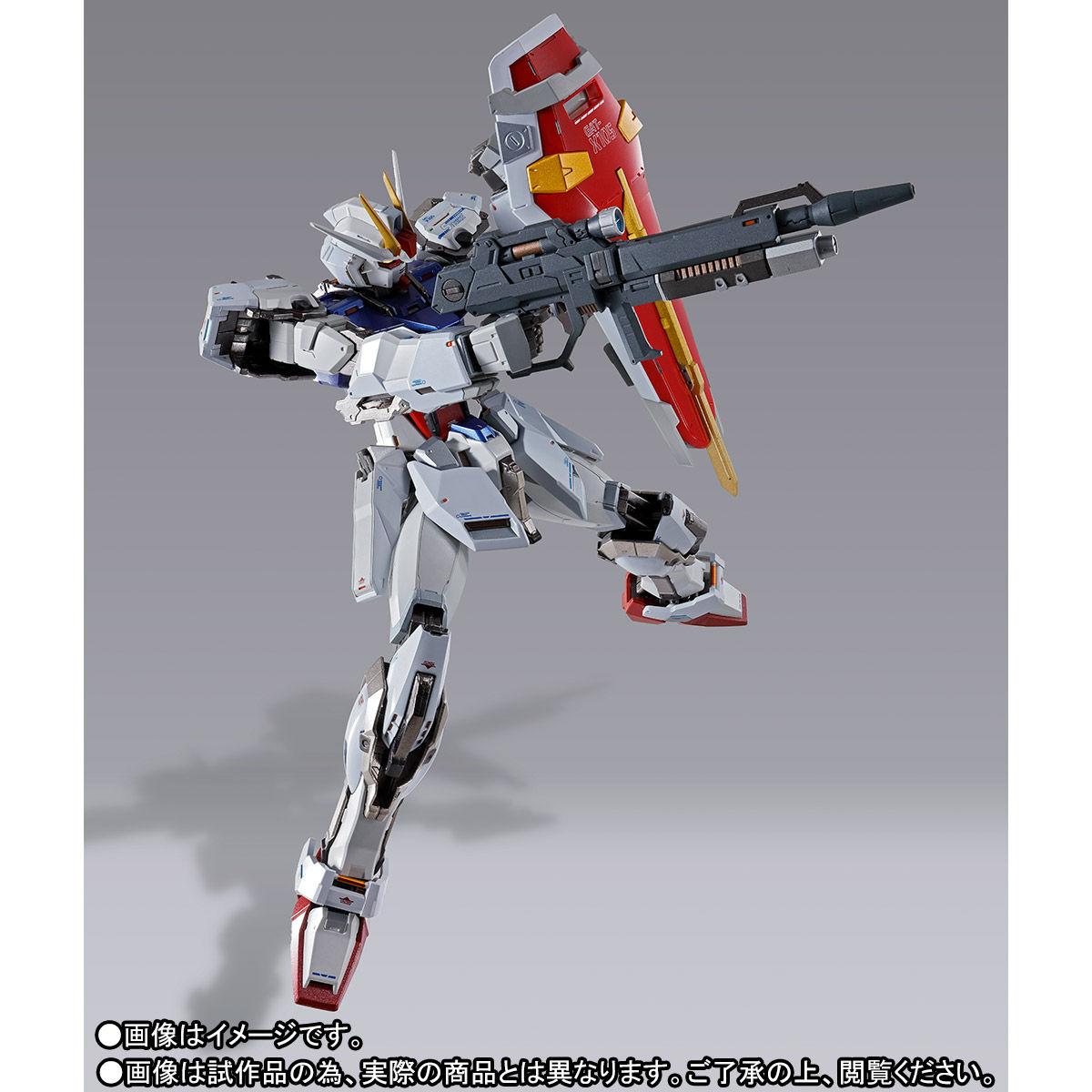METAL BUILD『ストライクガンダム』機動戦士ガンダムSEED 可動フィギュア-006