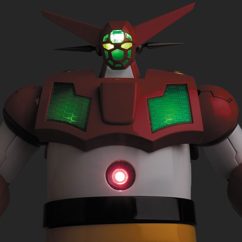 CARBOTIX『ゲッター1』真ゲッターロボ 世界最後の日 可動フィギュア-010