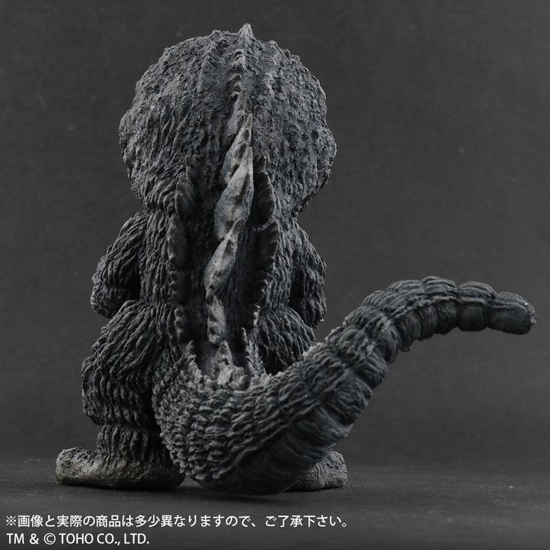 デフォリアル『ゴジラ(1971)田子の浦上陸Ver.』ゴジラ対ヘドラ 完成品フィギュア-008