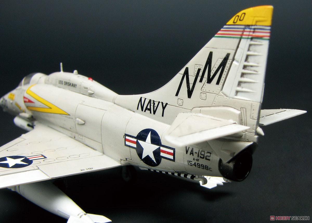 """1/144『A-4E/F スカイホーク """"ダムバスターズ/ゴールデンドラゴンズ""""(2機セット)』プラモデル-005"""