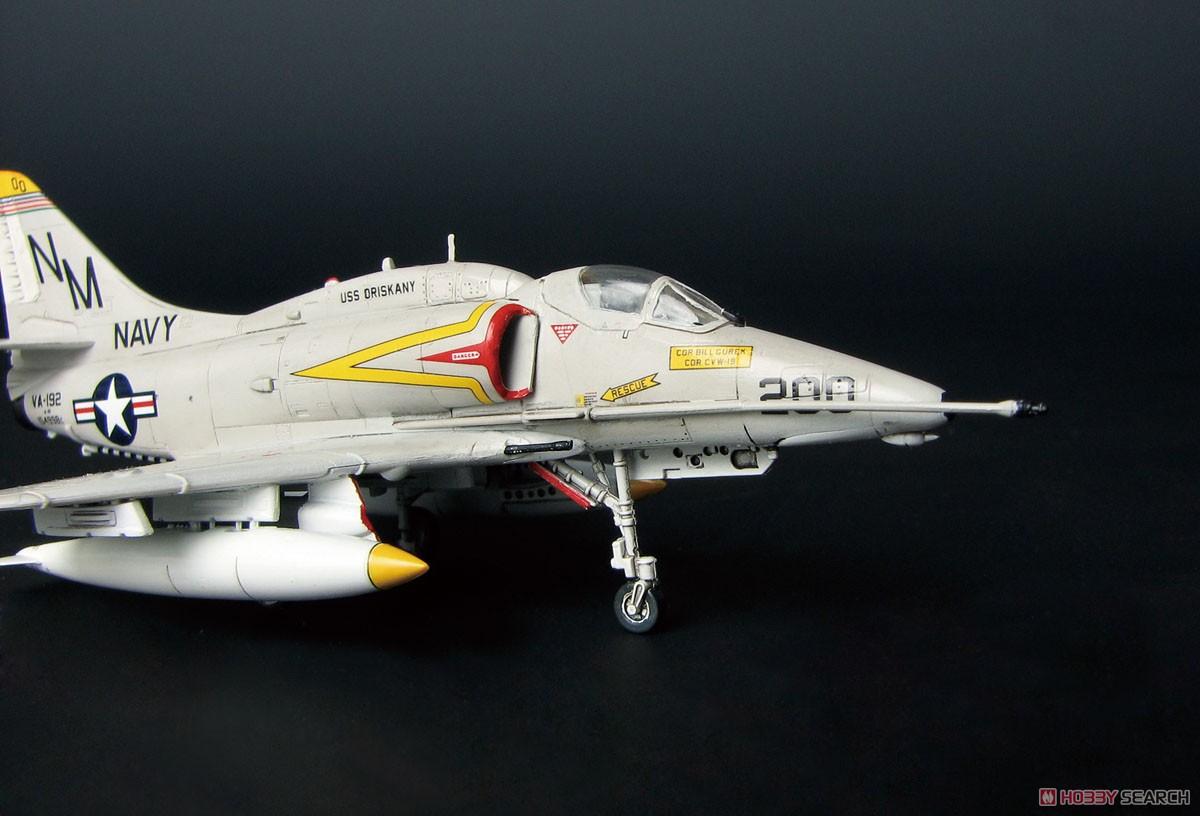 """1/144『A-4E/F スカイホーク """"ダムバスターズ/ゴールデンドラゴンズ""""(2機セット)』プラモデル-009"""
