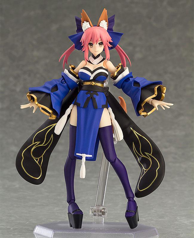【再販】figma『キャスター』Fate/EXTRA 可動フィギュア-001