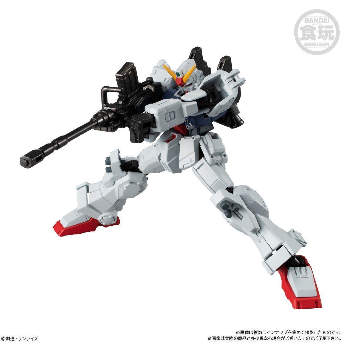 【食玩】機動戦士ガンダム『Gフレーム06』可動フィギュア 10個入りBOX-005