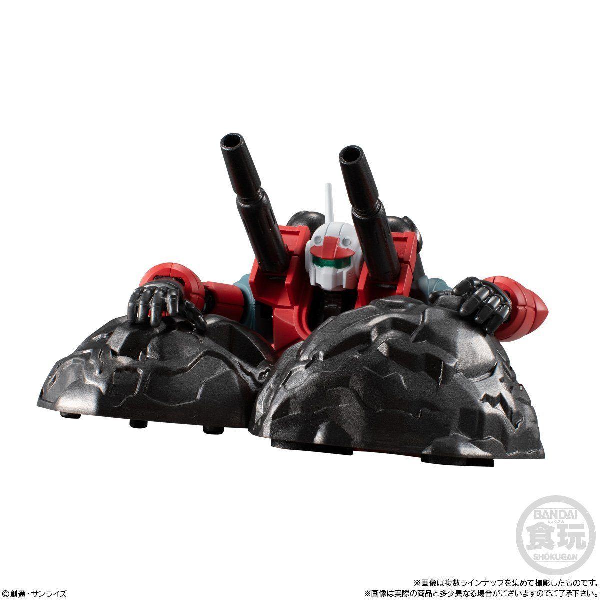 【食玩】機動戦士ガンダム『Gフレーム06』可動フィギュア 10個入りBOX-008
