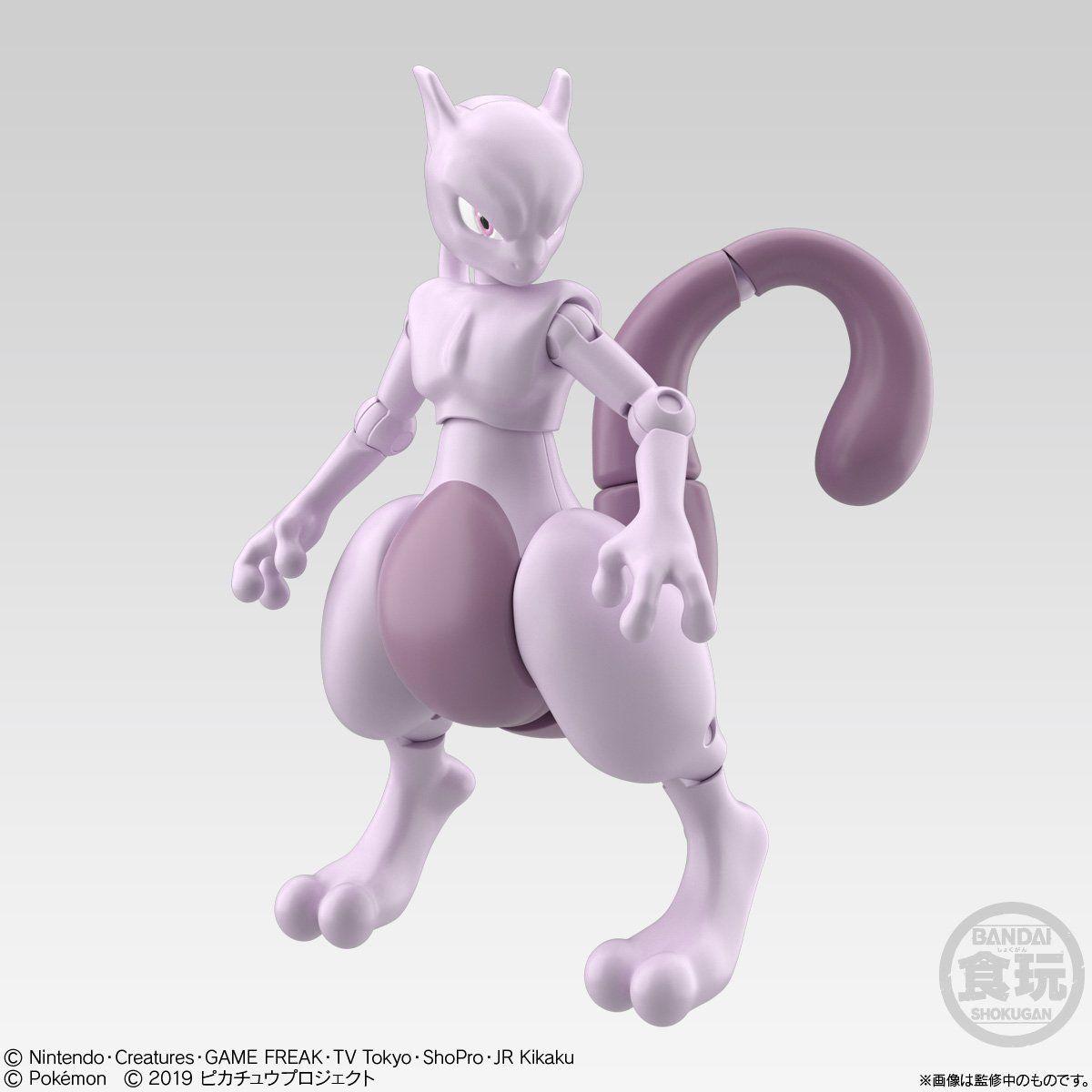 【食玩】SHODO『ポケモン』可動フィギュア 10個入りBOX-002