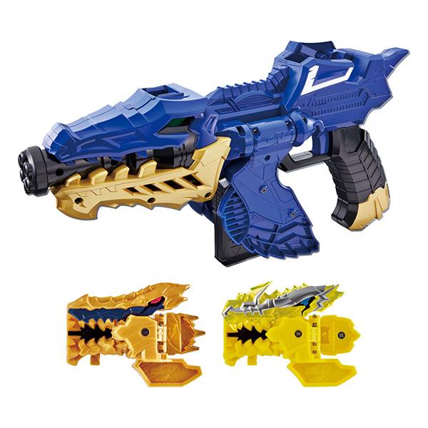騎士竜戦隊リュウソウジャー『変身銃 DXモサチェンジャー』変身なりきり