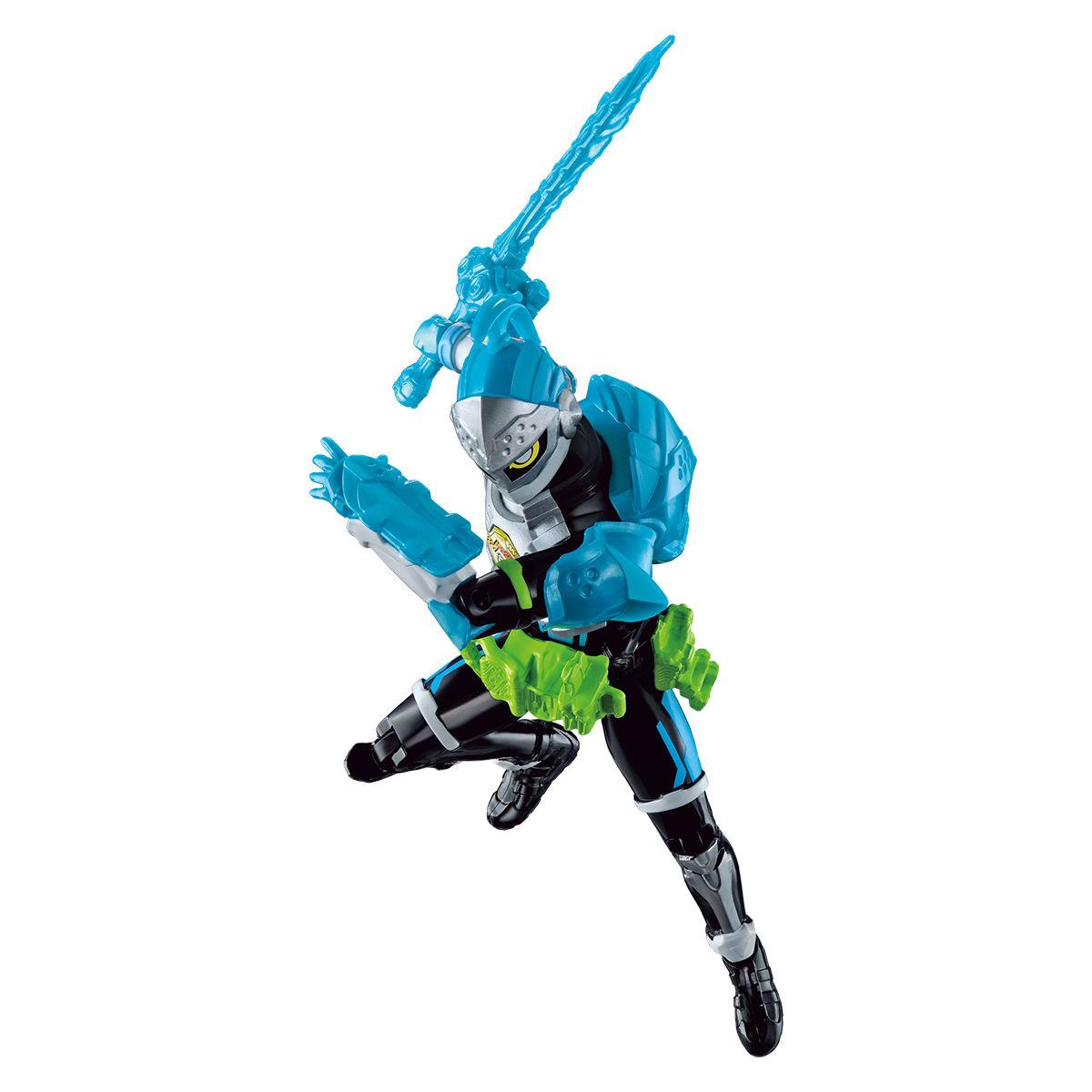 RKFレジェンドライダーシリーズ『仮面ライダーブレイブ クエストゲーマーレベル2』可動フィギュア-002
