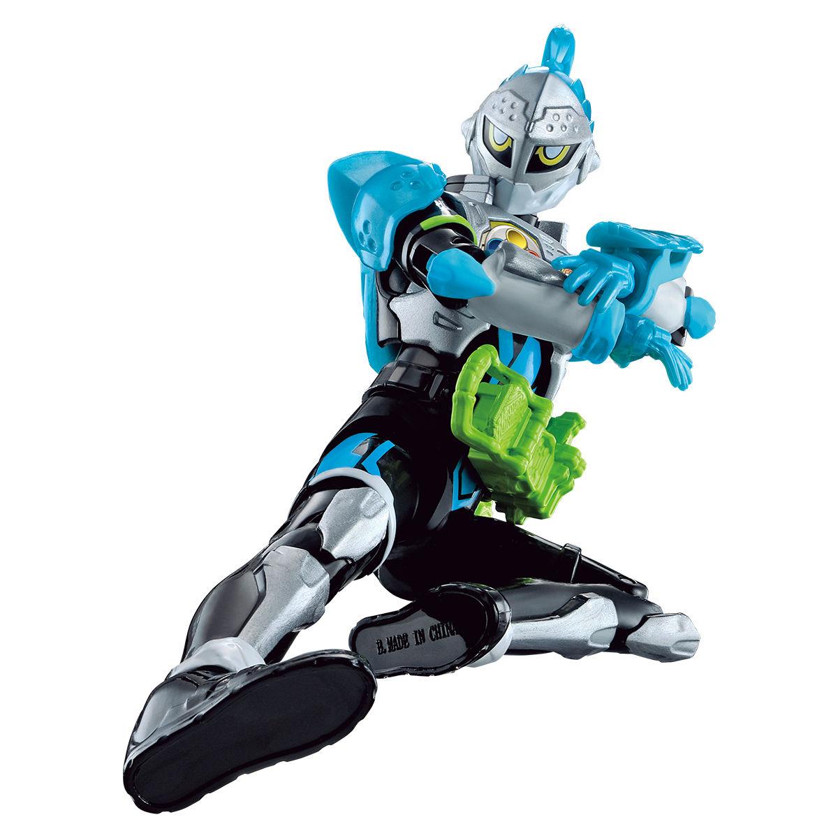 RKFレジェンドライダーシリーズ『仮面ライダーブレイブ クエストゲーマーレベル2』可動フィギュア-003