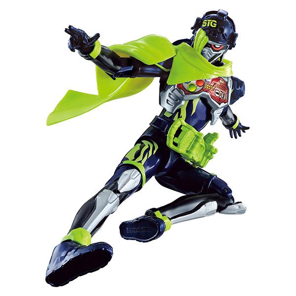 RKFレジェンドライダーシリーズ『仮面ライダースナイプ シューティングゲーマーレベル2』可動フィギュア