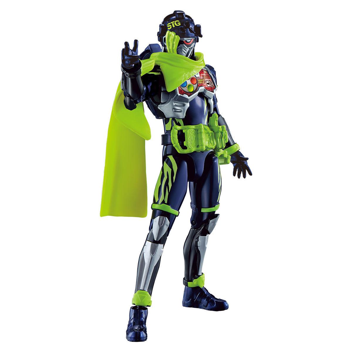 RKFレジェンドライダーシリーズ『仮面ライダースナイプ シューティングゲーマーレベル2』可動フィギュア-001