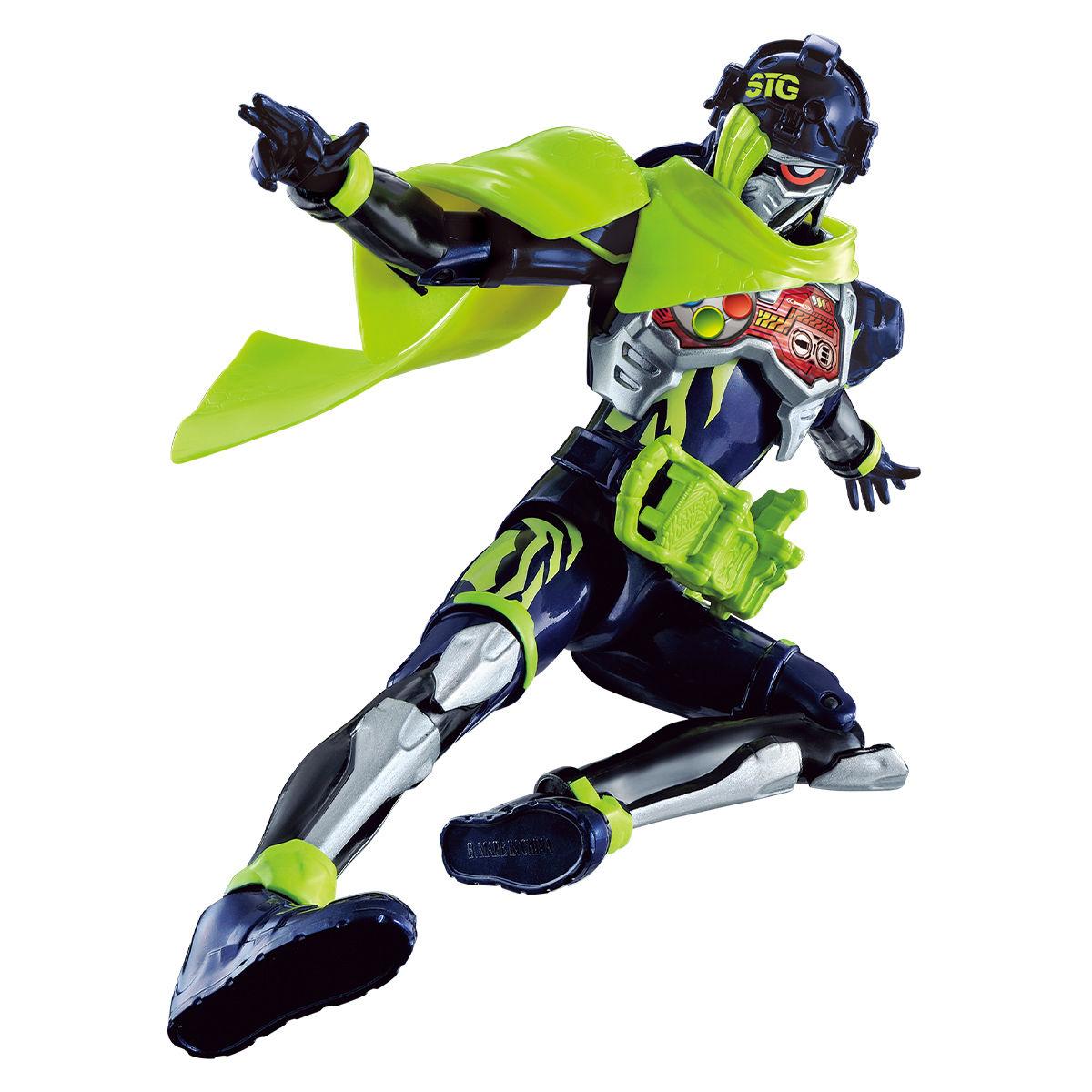RKFレジェンドライダーシリーズ『仮面ライダースナイプ シューティングゲーマーレベル2』可動フィギュア-003