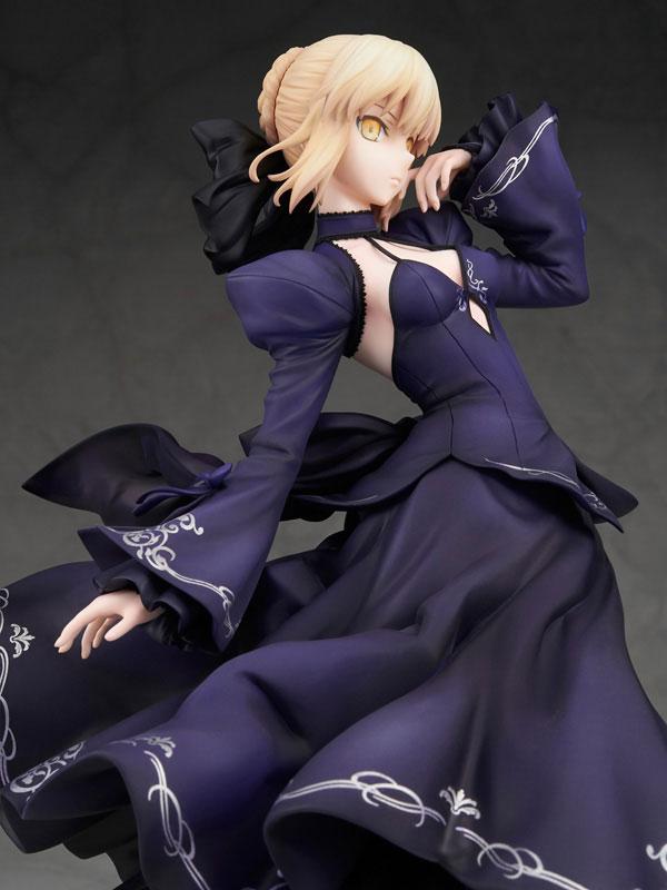 【再販】Fate/Grand Order『セイバー/アルトリア・ペンドラゴン[オルタ]ドレスVer.』1/7 完成品フィギュア-008