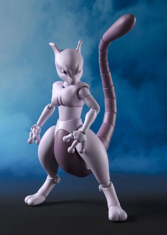 S.H.フィギュアーツ『ミュウツー -Arts Remix-』ポケットモンスター 超可動フィギュア-001