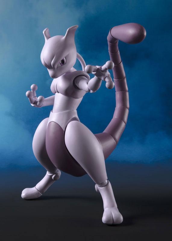 S.H.フィギュアーツ『ミュウツー -Arts Remix-』ポケットモンスター 超可動フィギュア-003