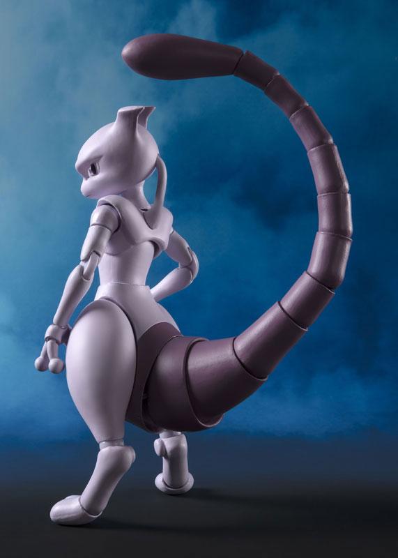 S.H.フィギュアーツ『ミュウツー -Arts Remix-』ポケットモンスター 超可動フィギュア-004