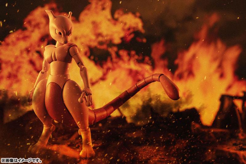 S.H.フィギュアーツ『ミュウツー -Arts Remix-』ポケットモンスター 超可動フィギュア-006