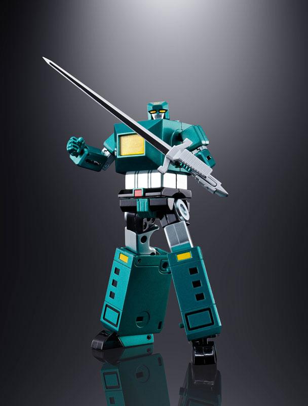 超合金魂『GX-40R 六神合体ゴッドマーズ』可変合体可動フィギュア-011