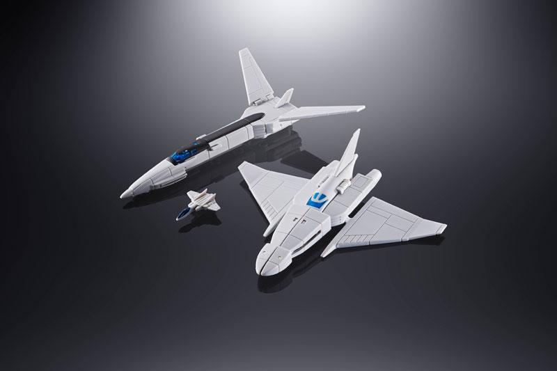 超合金魂『GX-40R 六神合体ゴッドマーズ』可変合体可動フィギュア-019