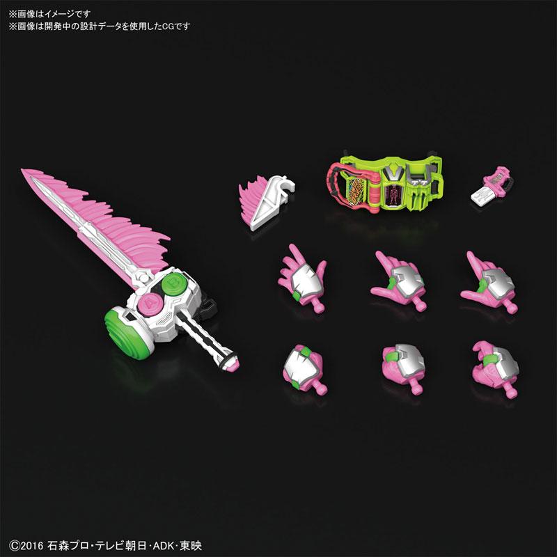 フィギュアライズ スタンダード『仮面ライダーエグゼイド アクションゲーマー レベル2』プラモデル-007