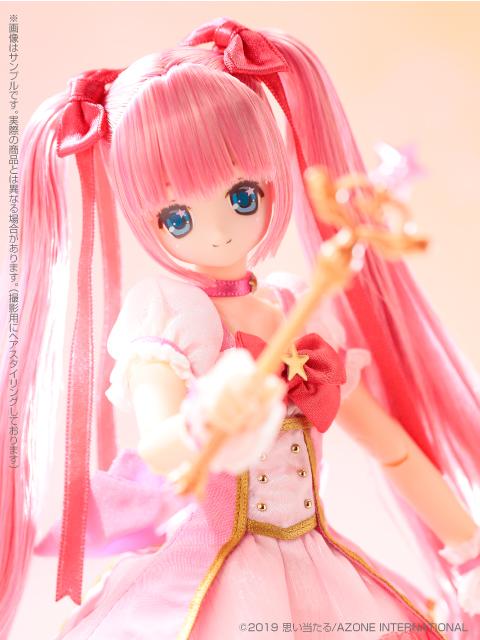 Magical☆CUTE『Happy Shiny Koron(ころん)』えっくす☆きゅーと 1/6 完成品ドール-005