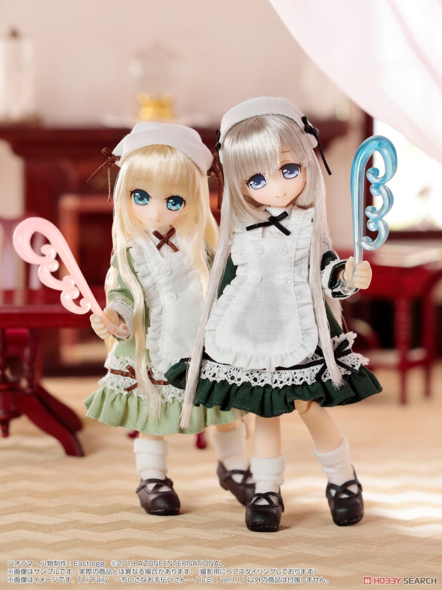 Lil'Fairy ~ちいさなお手伝いさん~『ルミュ ver.1.1』完成品ドール-008