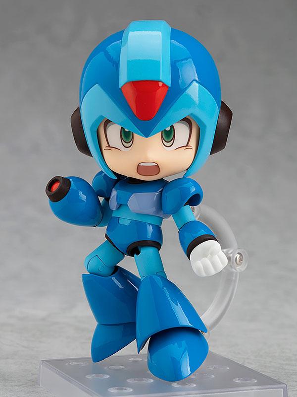ねんどろいど『エックス』ロックマンX 可動フィギュア-001