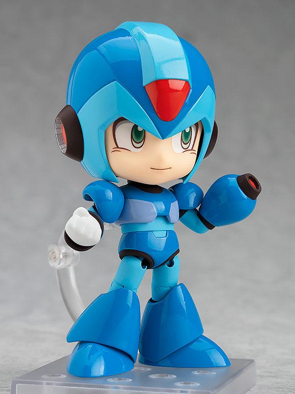 ねんどろいど『エックス』ロックマンX 可動フィギュア-002