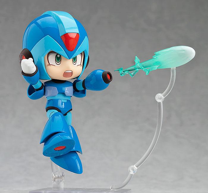 ねんどろいど『エックス』ロックマンX 可動フィギュア-004
