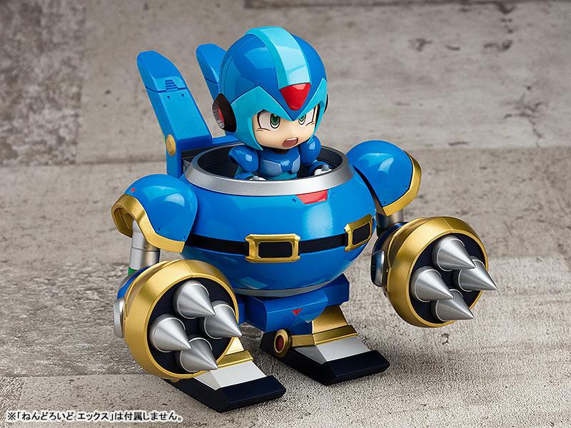 ねんどろいど『エックス』ロックマンX 可動フィギュア-009