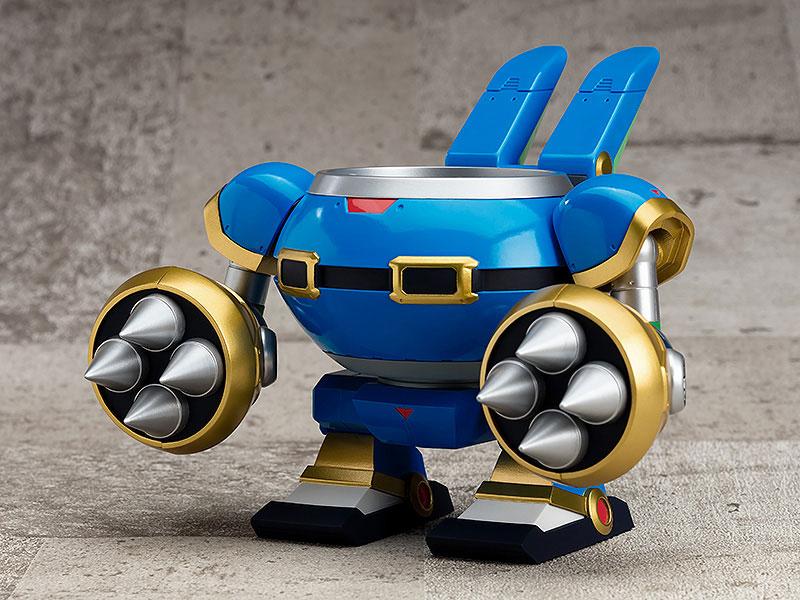ねんどろいどもあ『ライドアーマー・ラビット』ロックマンX シリーズ 可動フィギュア