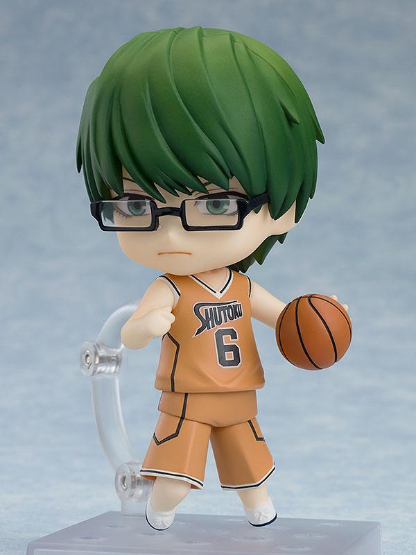 ねんどろいど『緑間真太郎』黒子のバスケ 可動フィギュア-002