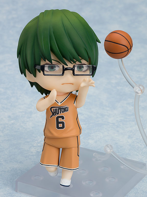 ねんどろいど『緑間真太郎』黒子のバスケ 可動フィギュア-003
