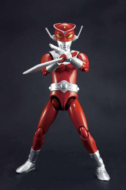 【再販】HAF(ヒーローアクションフィギュア)『レッドマン』可動フィギュア-001