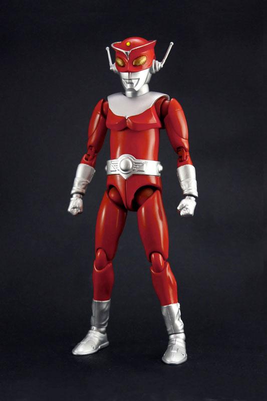 【再販】HAF(ヒーローアクションフィギュア)『レッドマン』可動フィギュア-002