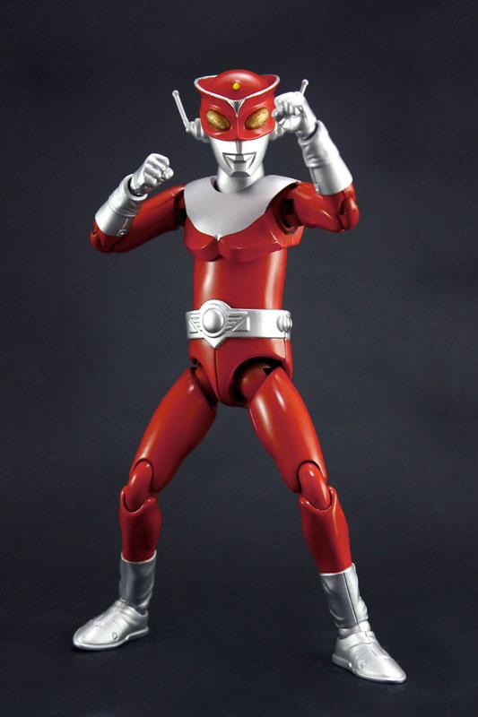 【再販】HAF(ヒーローアクションフィギュア)『レッドマン』可動フィギュア-003