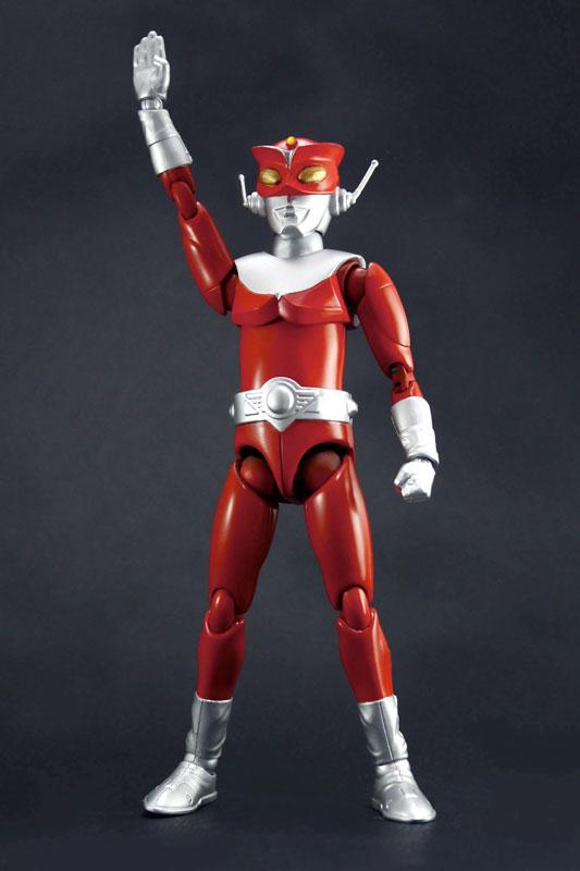 【再販】HAF(ヒーローアクションフィギュア)『レッドマン』可動フィギュア-005