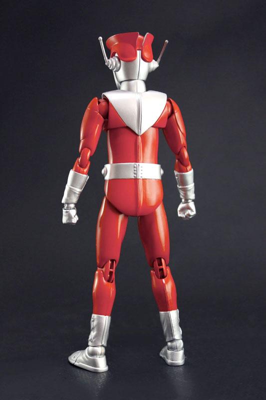 【再販】HAF(ヒーローアクションフィギュア)『レッドマン』可動フィギュア-006
