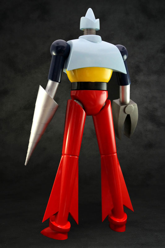 GRAND SOFVI BIGSIZE MODEL『ゲッター2』ゲッターロボ ソフビフィギュア-003