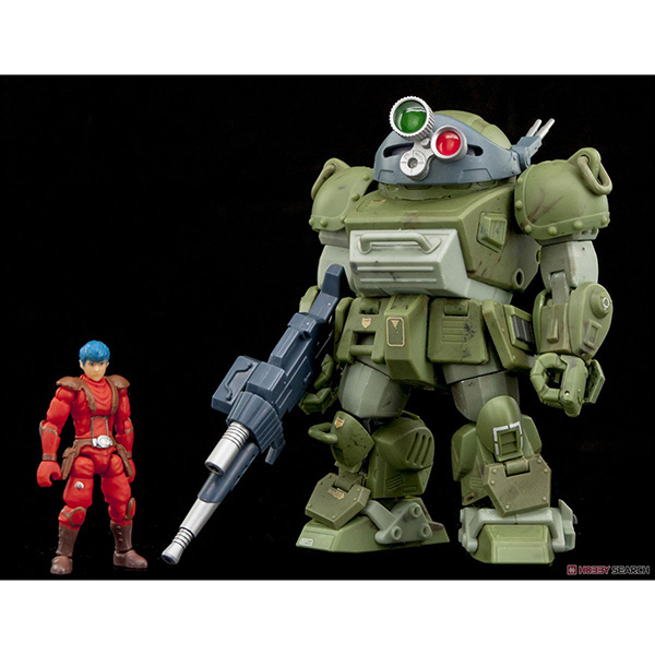 B2FIVE『スコープドッグ ATM-09-ST』装甲騎兵ボトムズ 1/28 可動フィギュア