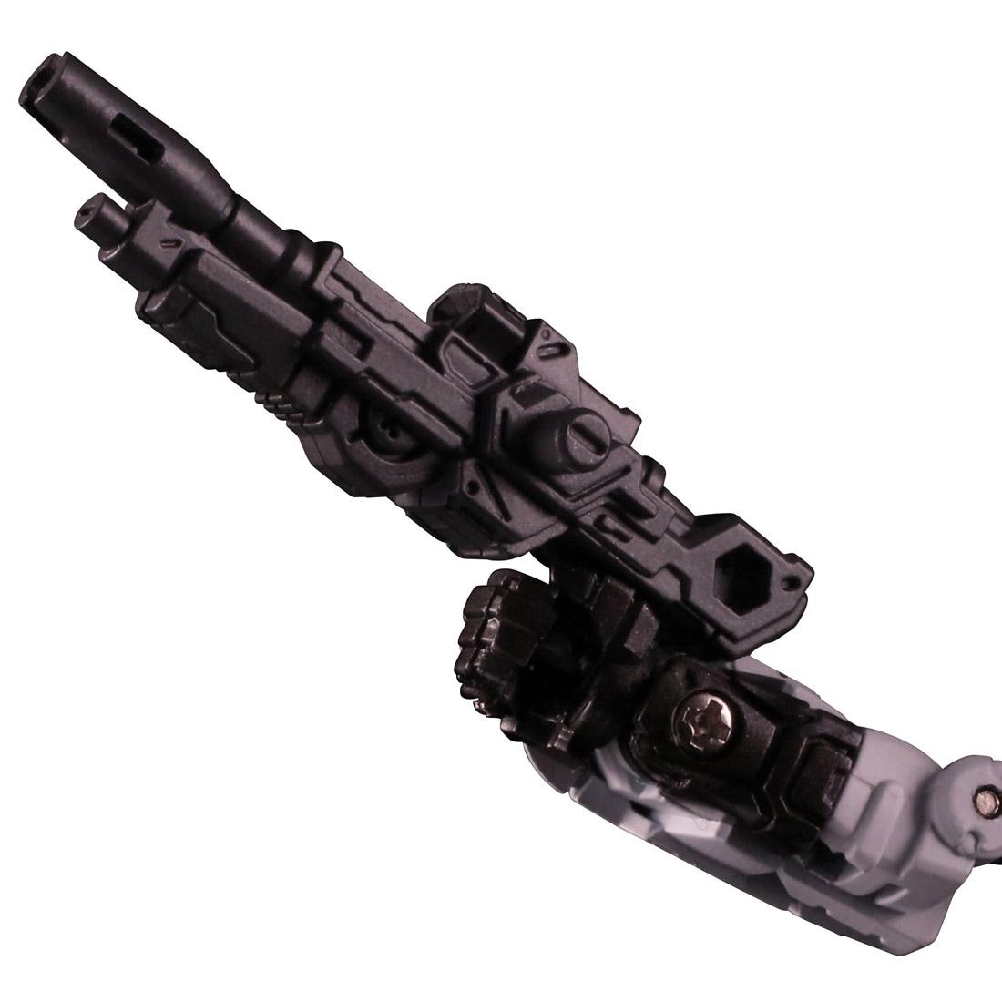 ダイアクロン『DA-35 パワードシステム スカイジャケット〈ストームセイバーズver.〉』可動フィギュア-006