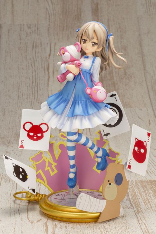 ガールズ&パンツァー 最終章『島田愛里寿 Wonderland Color ver.』1/7 完成品フィギュア-001