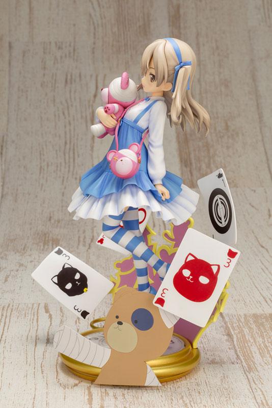 ガールズ&パンツァー 最終章『島田愛里寿 Wonderland Color ver.』1/7 完成品フィギュア-002