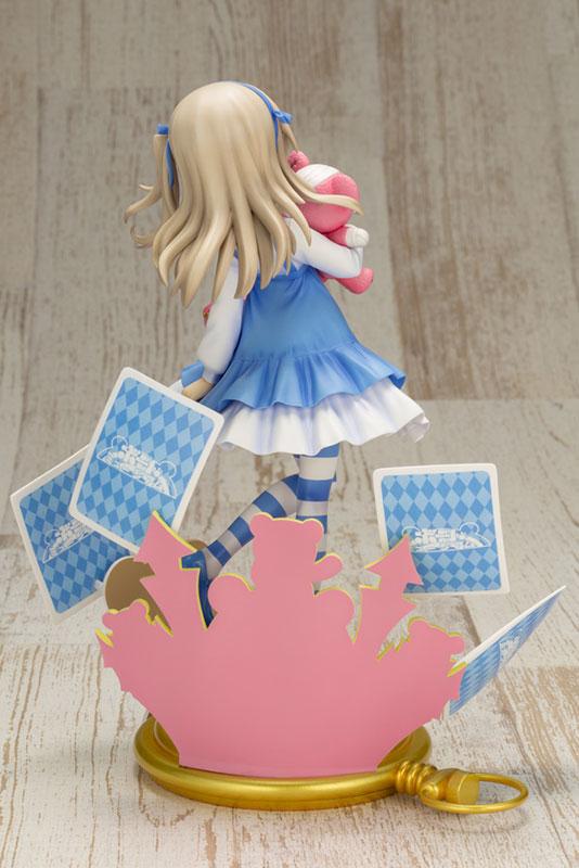ガールズ&パンツァー 最終章『島田愛里寿 Wonderland Color ver.』1/7 完成品フィギュア-003