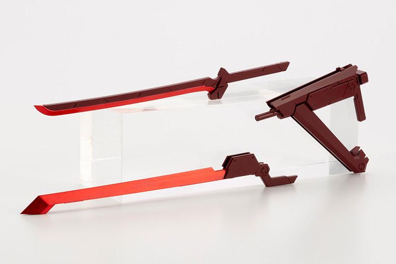 フレームアームズ・ガール『フレームアームズ・ガール&ウェポンセット〈迅雷Ver.〉』プラモデル-022