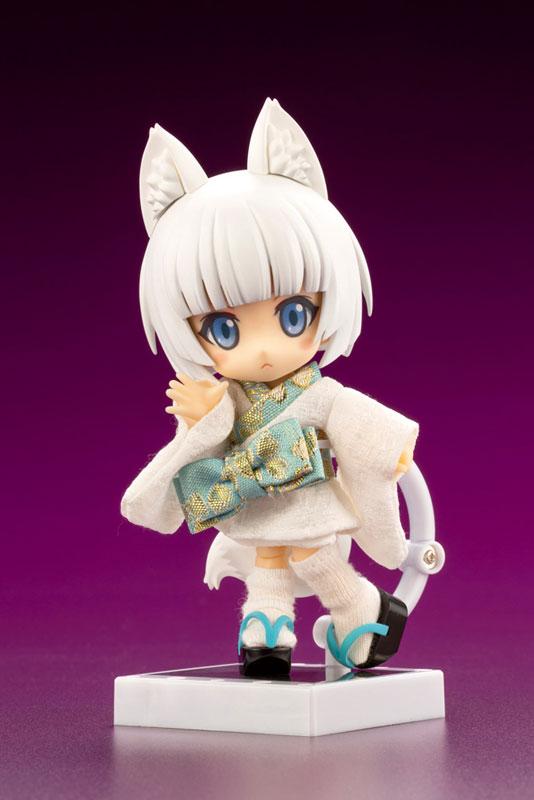 キューポッシュフレンズ『しろきつね-白狐-』可動フィギュア-002