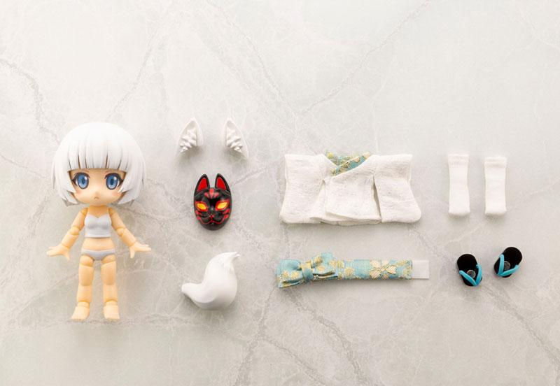キューポッシュフレンズ『しろきつね-白狐-』可動フィギュア-006