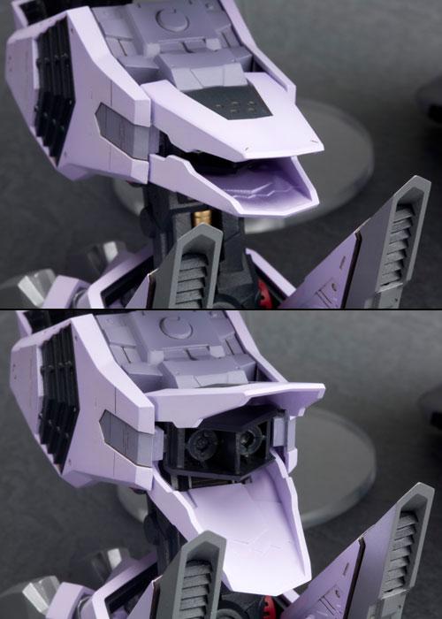 HMM『EZ-049 バーサークフューラー リパッケージVer.』ゾイド 1/72 プラモデル-017