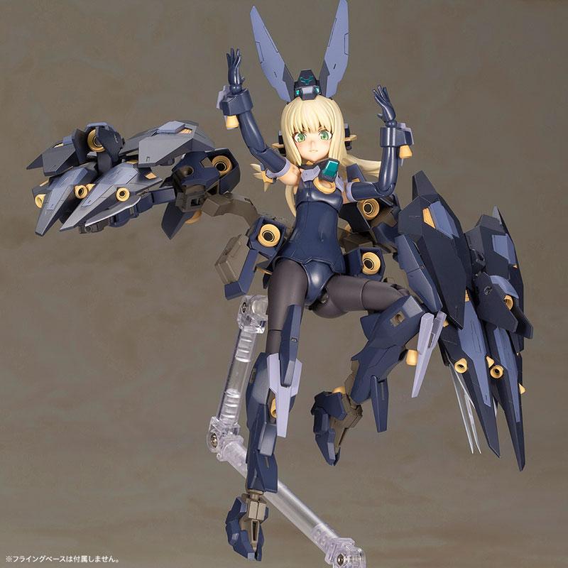 フレームアームズ・ガール『ゼルフィカール』プラモデル-008
