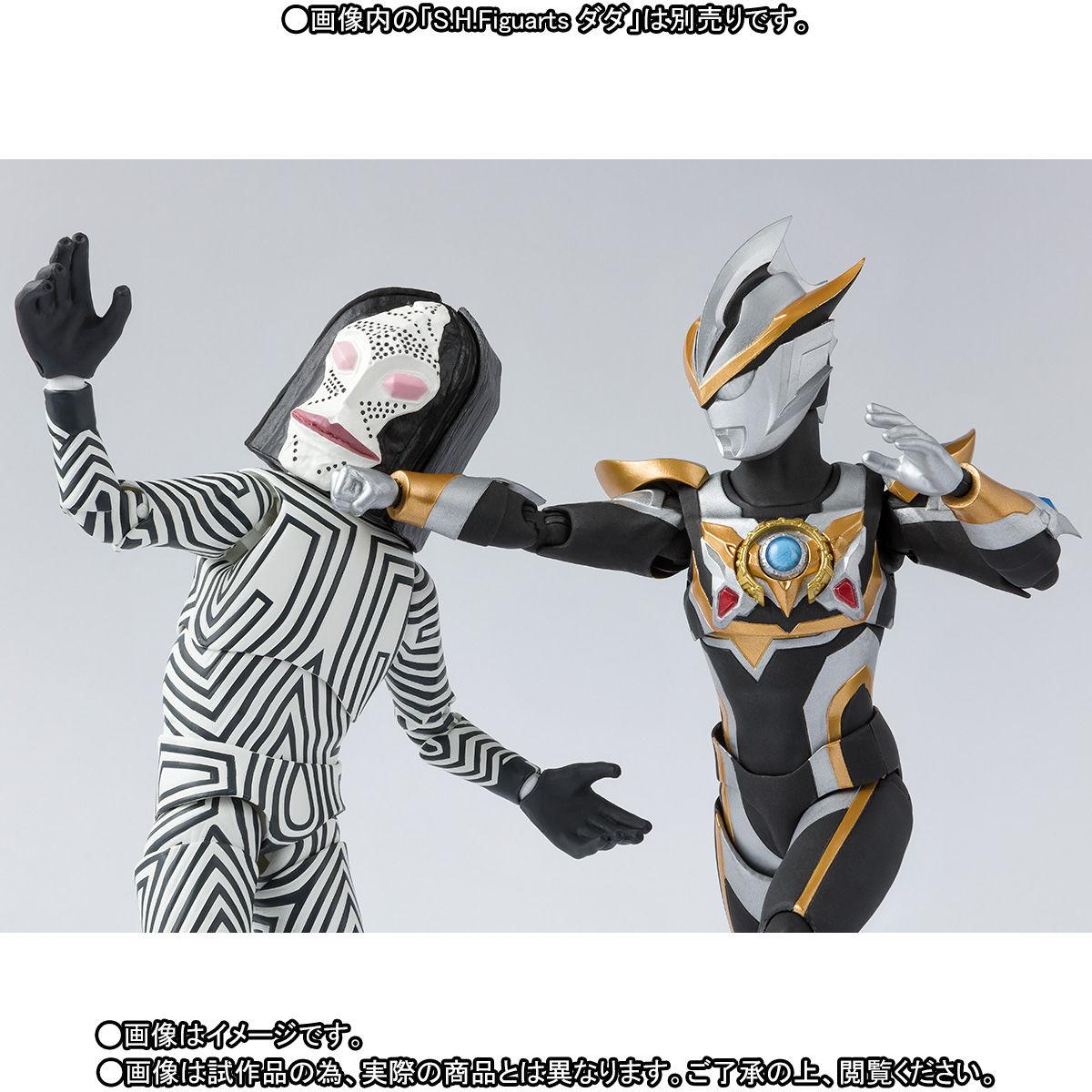 S.H.フィギュアーツ『ウルトラマンルーブ』ウルトラマンR/B 可動フィギュア-004