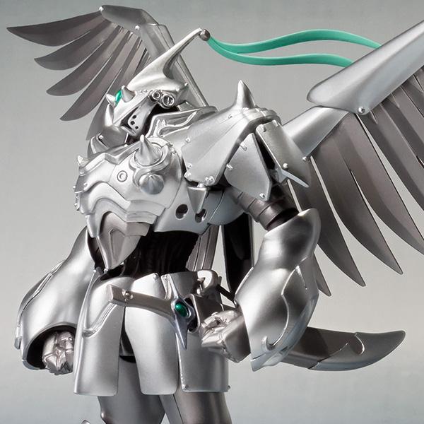 ROBOT魂〈SIDE PB〉『飛甲兵』機甲界ガリアン 鉄の紋章 可動フィギュア